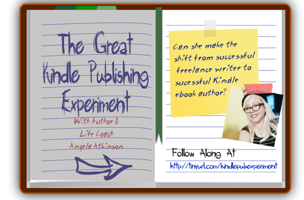 The Great Kindle Experiment: The Marketing Plan, Part One