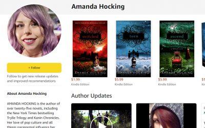 Amanda Hocking Case Study: 3 Early Secrets to Her Kindle Publishing Success
